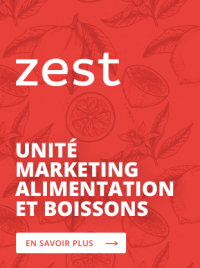 Zest Trampoline Marketing Aliment & boisson division marketing