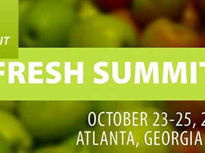 The 66th Fresh Summit Expo in Georgia exceeds 2010 record attendance
